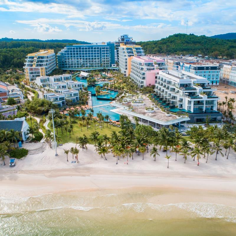 Vietnam,  Emerald Bay 5 stelle  All inclusive Resort